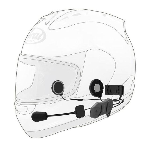 Sena 10R Bluetooth 4.1 Stereo Multipair Headset mit Intercom