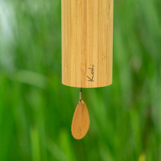 Koshi Aria Klangspiel Luft Windspiel mit Hörprobe Chime Klangspiel