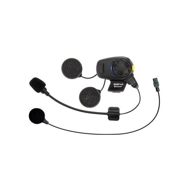 Sena SMH5 FM Bluetooth Stereo Headset + Intercom für Klapphelme und Jethelme