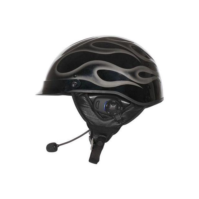 Sena SPH10H FM-Radio Bluetooth Motorrad Stereo Headset Halbschalenhelm