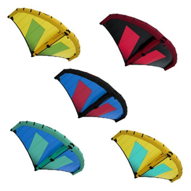 Vayu VVing Wing Limited Edition yellow green blue black red