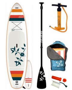Oxbow 11'0 Air SUP + Paddel 2018 x 32 aufblasbares Stand Up Paddle Board