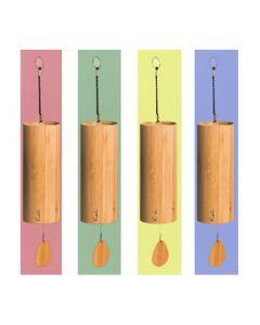 Set of 4 Koshi Chimes. Aria, Aqua, Terra, Ignis