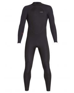 Xcel 4/3 2019 Infiniti Limited OS Radiant Rebound Mens Wetsuit black 4mm