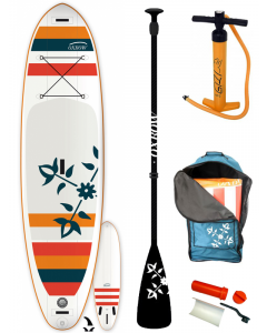 Oxbow 10'0 Air SUP + Paddel Play Air 2018 x 30 aufblasbares Stand Up Paddle Board