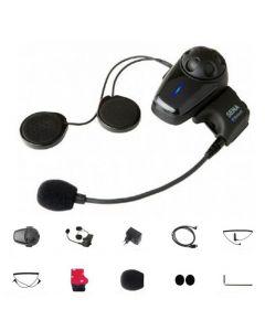 SMH10 Single Motorrad Bluetooth Stereo Headset mit Intercom